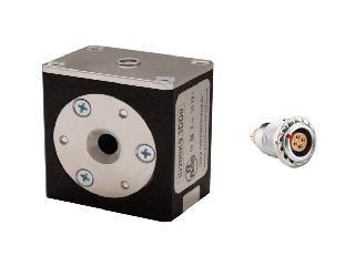 用于测试非磁性材料制成的圆柱形物体的环形探针(桥式)